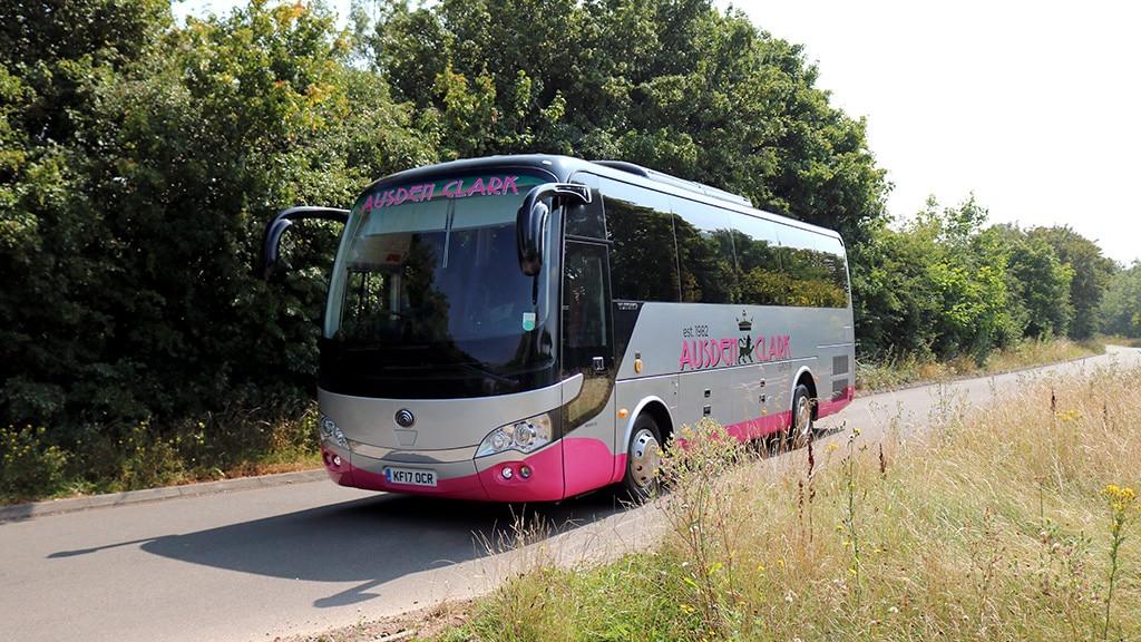 32 Seater Executive Midi Coach