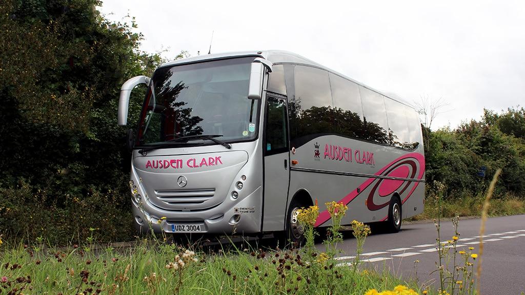 35 Seater Premium Midi Coach