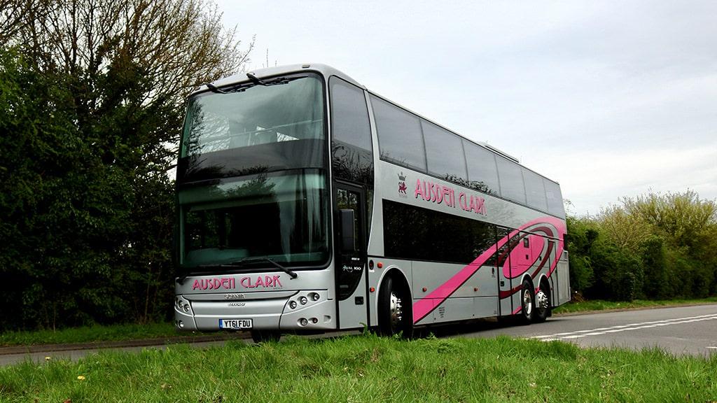 74 Seater Premium Decker Coach