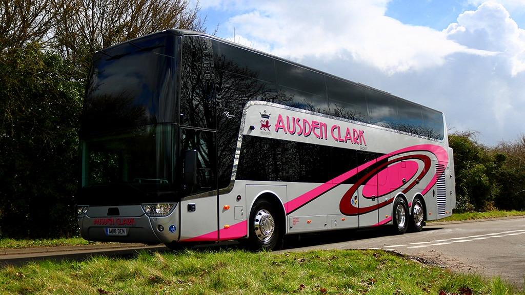 81 Seater Executive Decker Coach